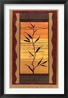 Framed Batik One