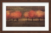 Framed Red Trees II