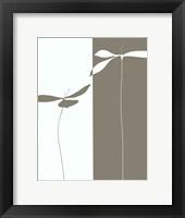 Framed Petals IV