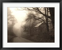 Framed Parish Hill Road