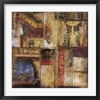 Framed Fragments Of Rome IV