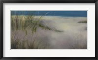 Framed Sea Oats One