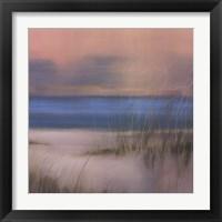 Framed Sea Oats Two
