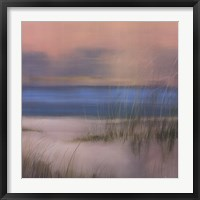 Framed Sea Oats Two