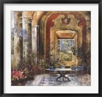 Framed Garden Veranda