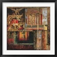 Framed Fragments Of Rome I