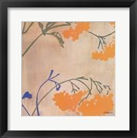 Framed Tropical Impressions 1