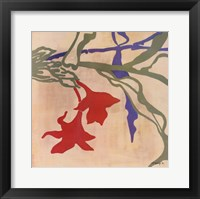 Framed Tropical Impressions 2