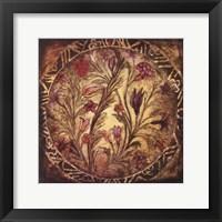 Framed Flor Two
