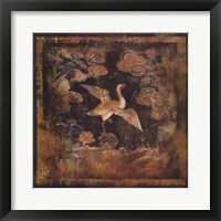 Bird Of Paradise I Framed Print