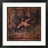 Framed Bird Of Paradise II