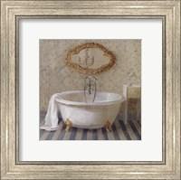 Framed Victorian Bath II