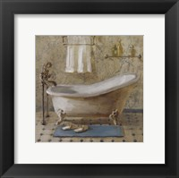 Framed Victorian Bath III