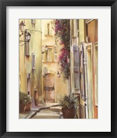 Framed Montmartre I