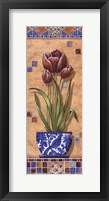 Flower In Greece I - Mini Framed Print