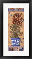 Flower In Greece II - Mini Framed Print