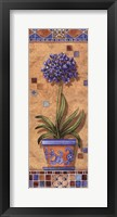 Flower In Greece III - Mini Framed Print