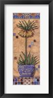 Flower In Greece IV - Mini Framed Print