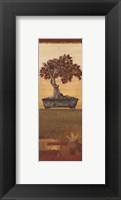 Framed Bonsai IV - Petite