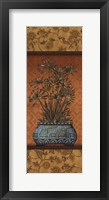Tropical Plants IV Framed Print