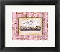 Beauty A Faminine I Framed Print
