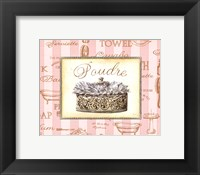 Beauty A Faminine IV Framed Print