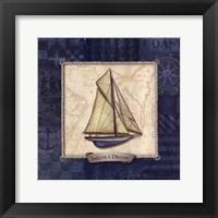 Framed Sailing III