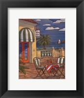 Bistro St Emil - Mini Framed Print
