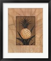 Framed Sugar Loaf Pineapple