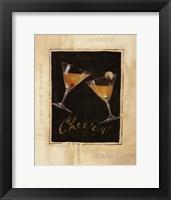 Cheers! I - Mini Framed Print