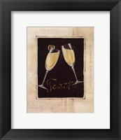 Cheers! II - Petite Framed Print