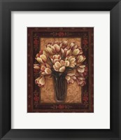 View From Pompeii II - Petite Framed Print