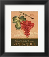 Framed Zinfandel - Mini