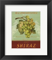 Framed Shiraz - Mini