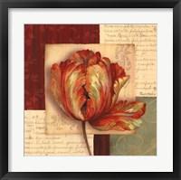 Bella Donna I - Grande Framed Print