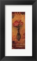 Framed Bud Vase II - Petite