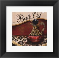 Framed Bath Oil - Mini