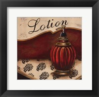 Framed Lotion