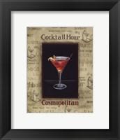 Cosmopolitan - Mini Framed Print