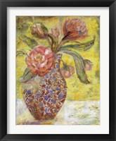 Framed Flower Song