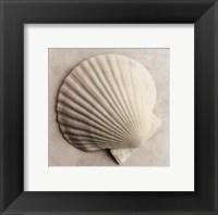 Sea Shapes II - Mini Framed Print