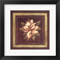 Framed Magnolia II - Mini
