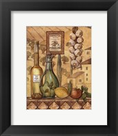 Framed Flavors Of Tuscany IV - Mini