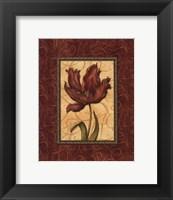 Red Passion II - Mini Framed Print