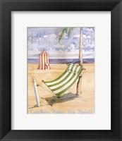 Playa Del Sol - Mini Framed Print