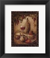 Framed Tuscan Table - Chianti - Mini
