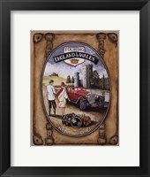 Royal Touring - Mini Framed Print
