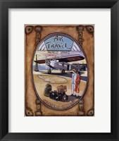 Framed Flight Souvenir - Mini