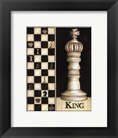 Framed Classic King - Mini