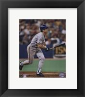 Framed Paul Molitor - Batting Action